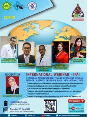 Pendaftaran Webinar Internasional